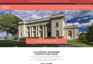 Site du Château Dufresne