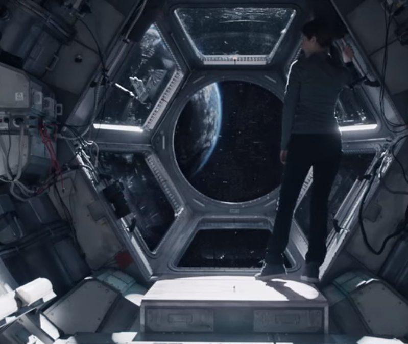 Le Passager n°4. Enfin de la vraisemblance dans l'espace